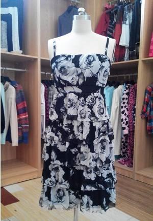 Women Fashion Chiffon Dresses