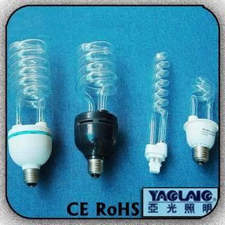 Quartz UV Germicidal Lamp(Special-shape)