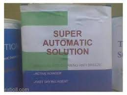 SSD SUPER AUTOMATIC SOLUTION