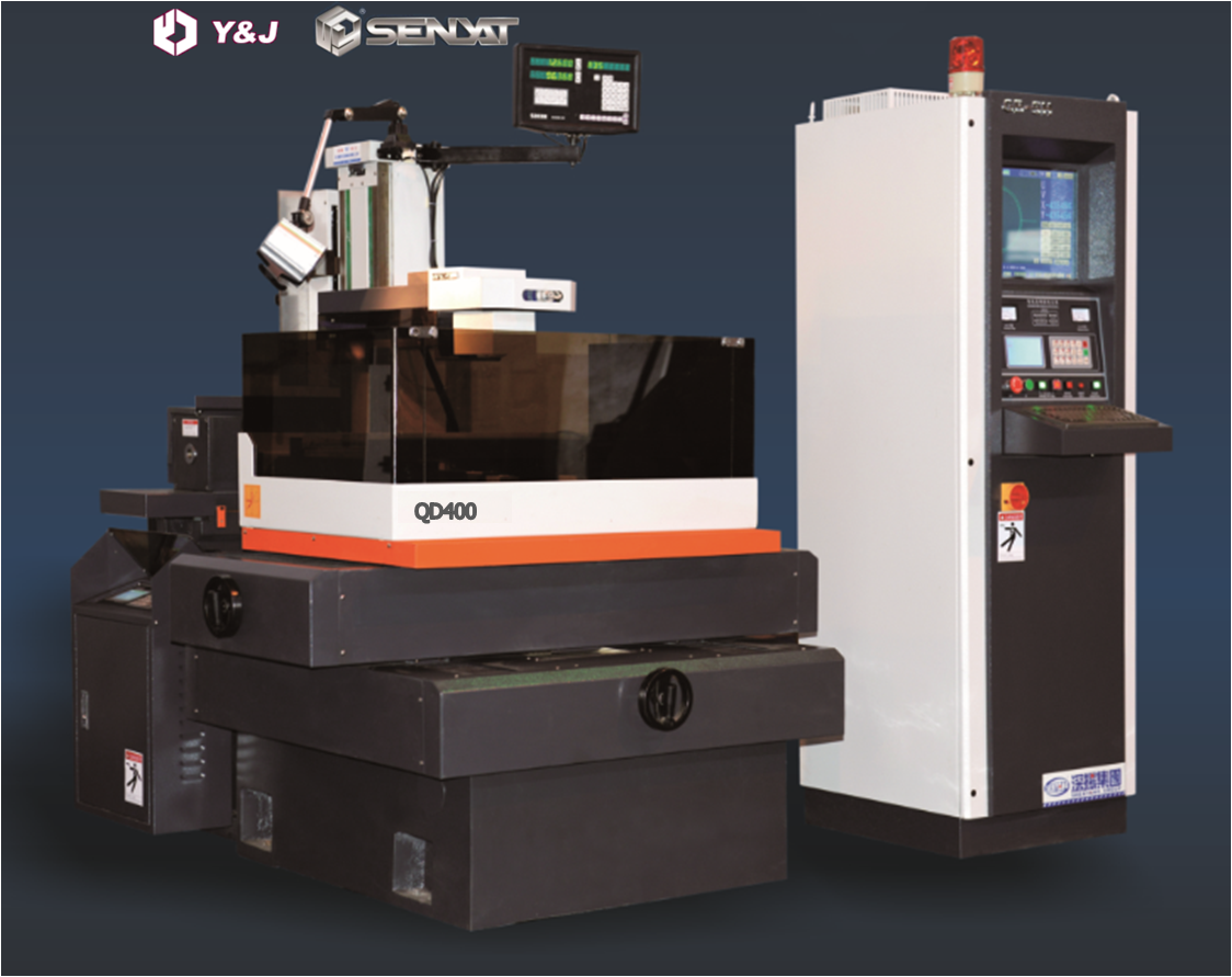 QD Series Medium Speed CNC Wire Cut EDM