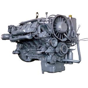 B/F8/12L413/513F/C Air-cooled Diesel Engine(103-410KW/1500-2500RPM)