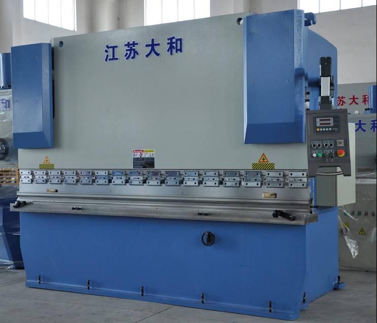 Hydraulic plate bending machine WC67Y-100T/6000