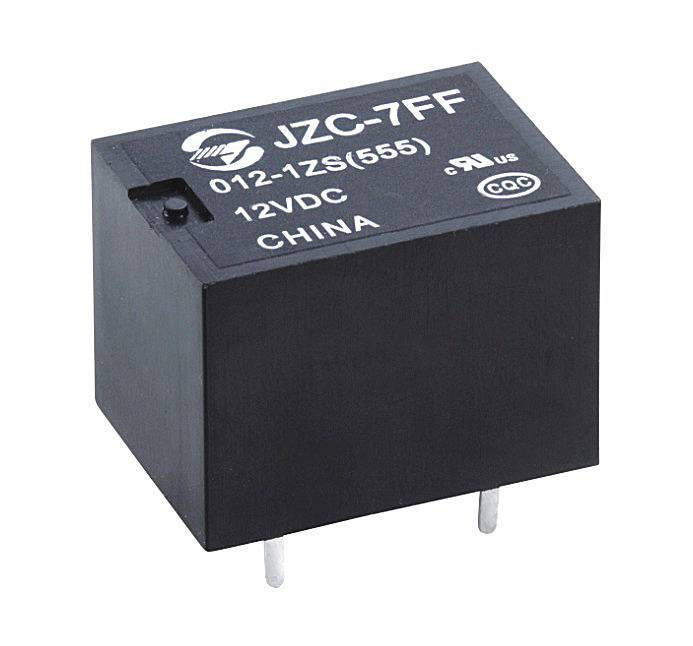 Subminiature intermediate power relay JZC7FF