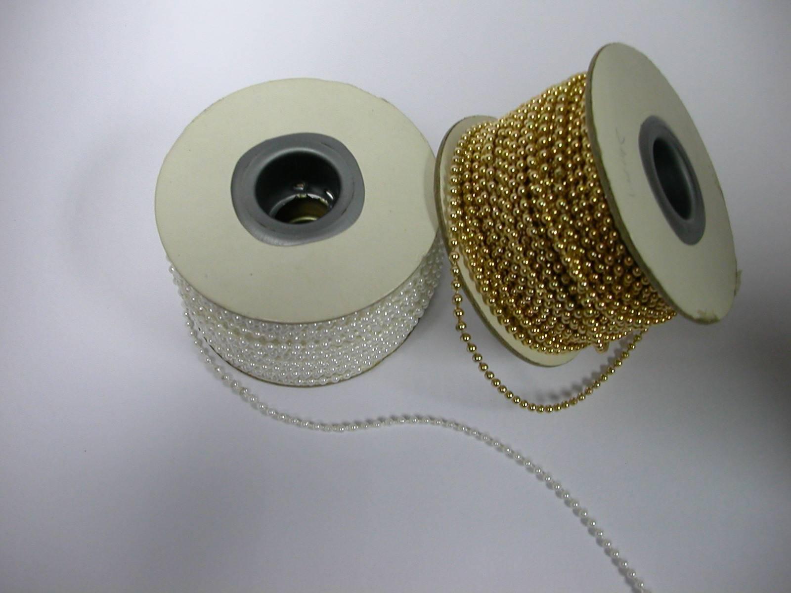 Plastic Beads MOT