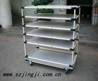 China Pipe Rack Trolley Manufacturer