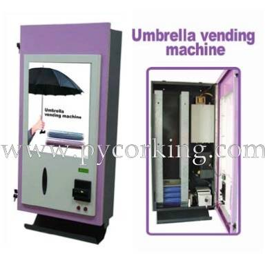 umbrella vending mahine cok-ubv01