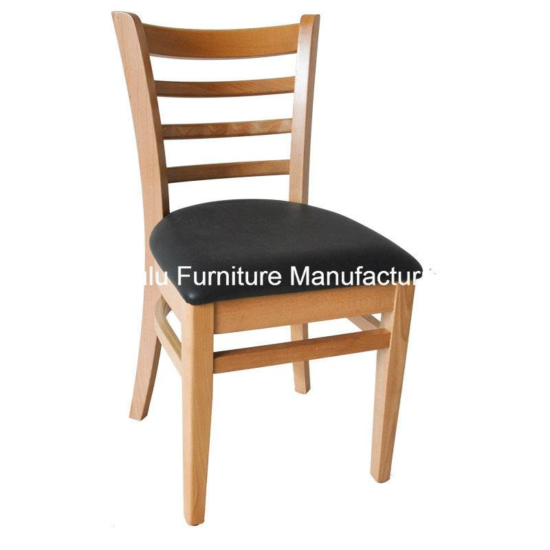 Classic Chair with Ladder Back for Restaurant (ALL-1001)