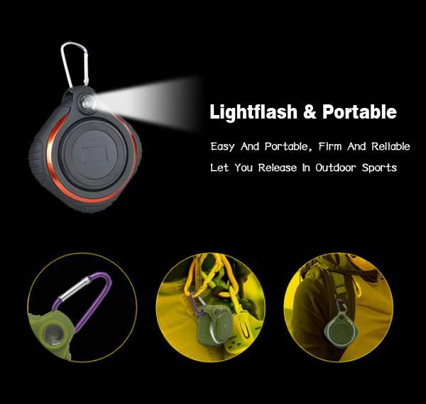 Bluetooth 4.0 Outdoor Portable Waterproof Speakers