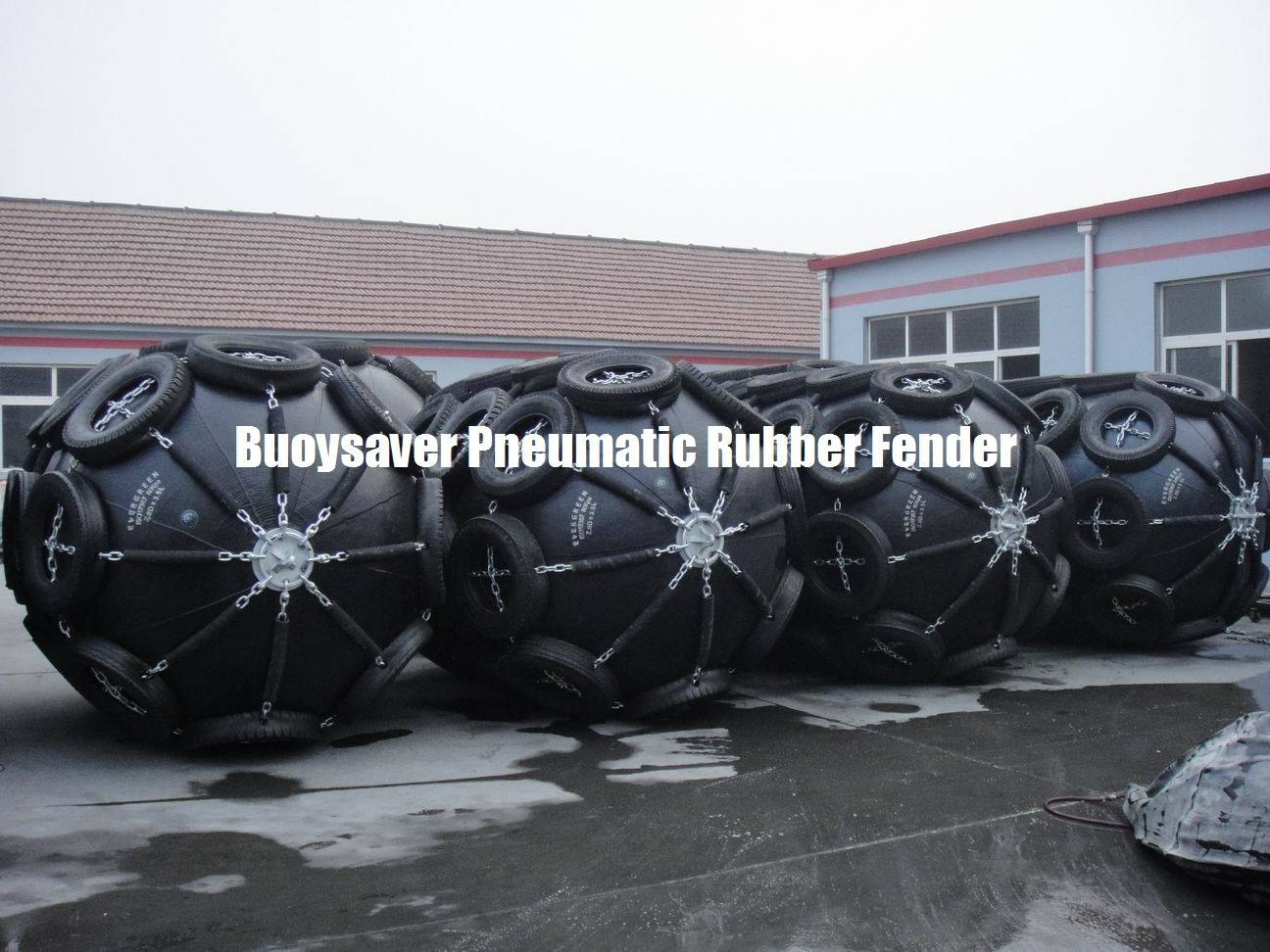 Yokohama Rubber Fender, ABS,DNV,LR,BV & GL certificated, Up to 4500x9000mm extra-large size.