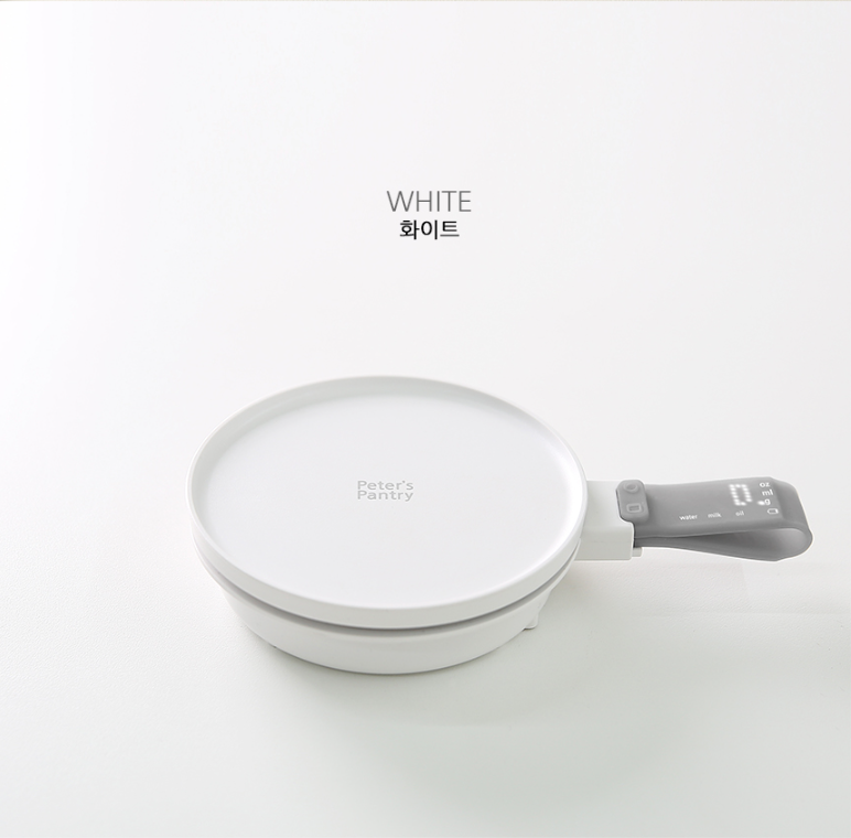 Peters Pantry Smart Kitchen Scale WHITE / GREY / BEIGE