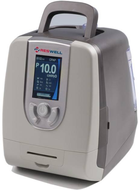 Reswell CPAP (Continuous Positive Airway Pressure ) RVC 830
