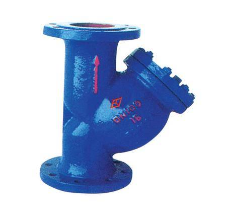 DIN Double Flanged Y Stype Strainer with CE and ISO9001