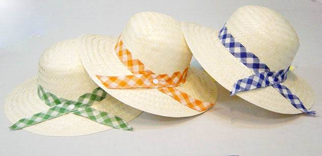 Offer for straw hat