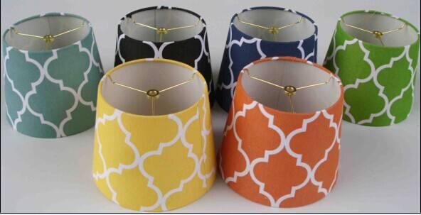 plastic lampshade