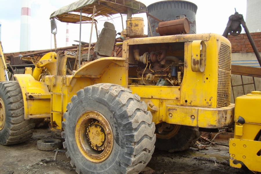 used cat wheel loader 966C