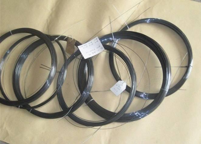 high purity fine tungsten heater coil wire