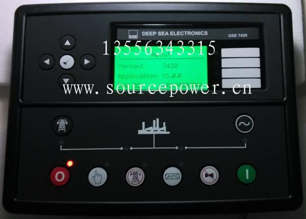 Deep Sea Controller DSE7450 DSE7510 DSE7520 DSE7560 DSE7570