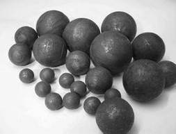 High Hardness Casting Steel Ball for Grinder