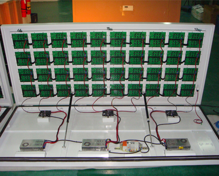 LEDDisplay for FrontAccess