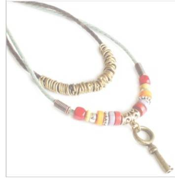 cheap leather necklace wholesale