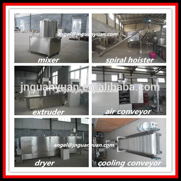 Soybean Protein/Soybean Nuggets/Soybean Chunk Making Machine/Production Line