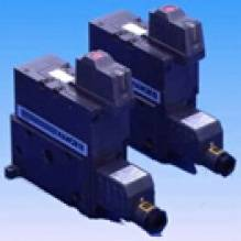 Konan Intrinsic Safety 414/416 series 5-port solenoid valves Spool valve / Ceramic slide valve