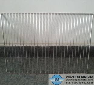 Wire kitchen cooling racks
