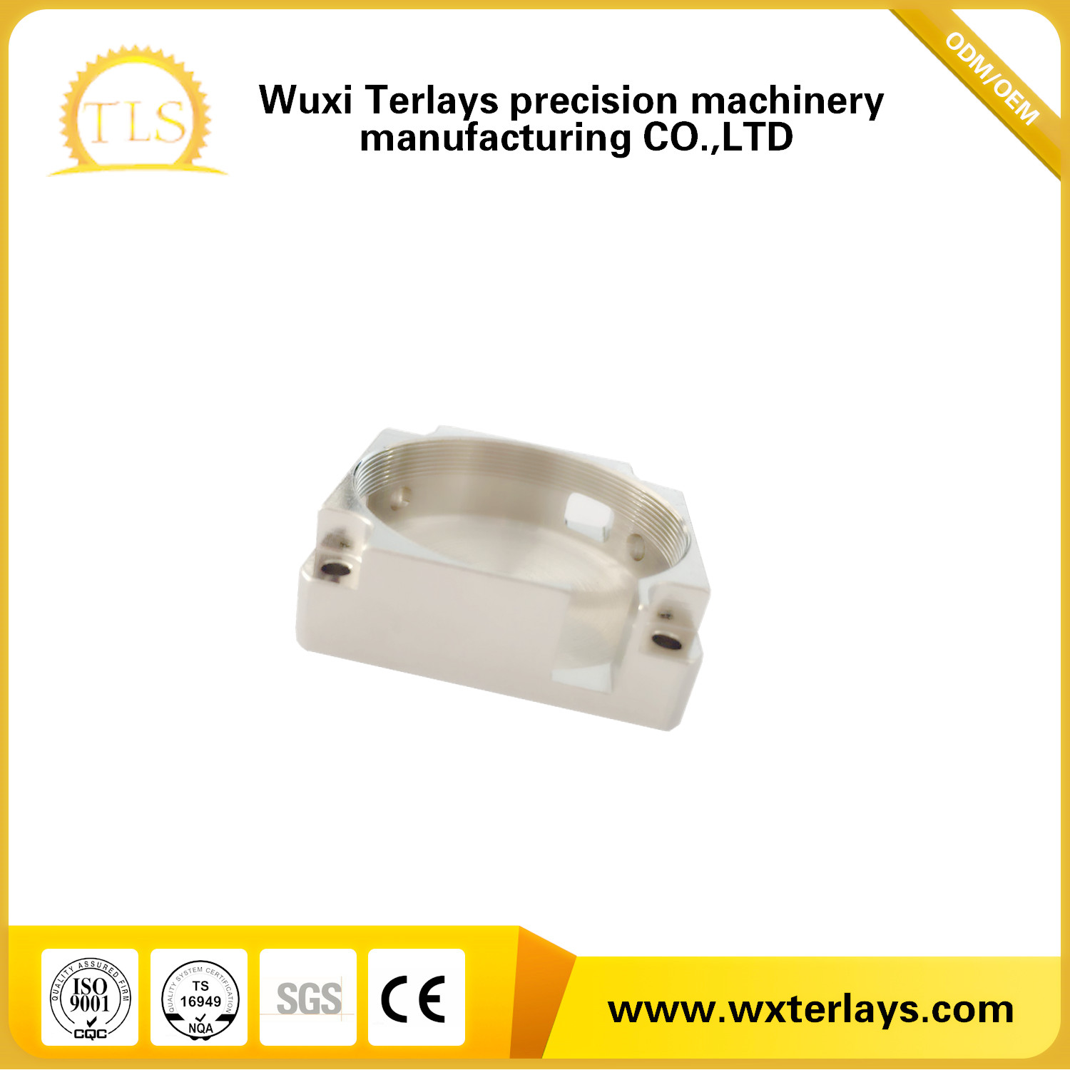 Good Quality CNC Customized Size Parts Processing For Auto Or Bicycle Parts