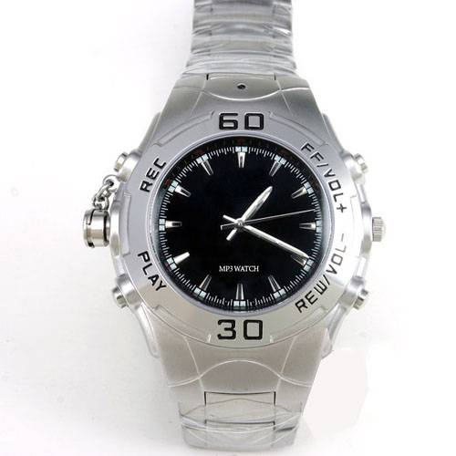 Sell High Qaulity Recording MP3 Watch