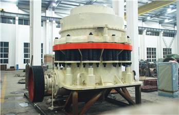 CS75B Symons cone crusher