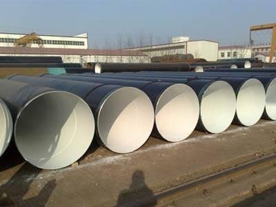 3PE,3PP External Anti-corrosion of Steel Pipeline