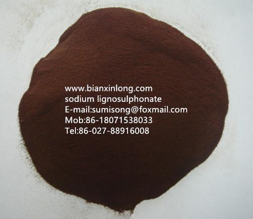 sodium lignosulphonate use in concrete admixtures