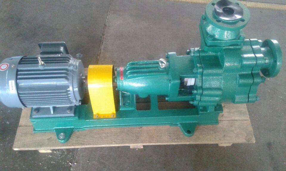 Erosive Resistance Pump