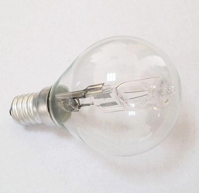 zoom Eco-halogen lamp G45 18W 28W 42W