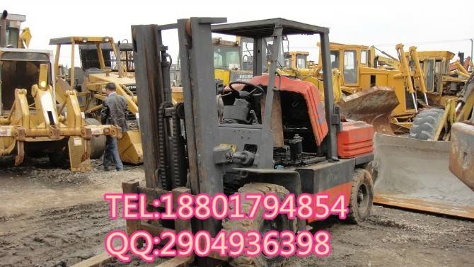 used Forklift TOYOTA 5T for hot sale