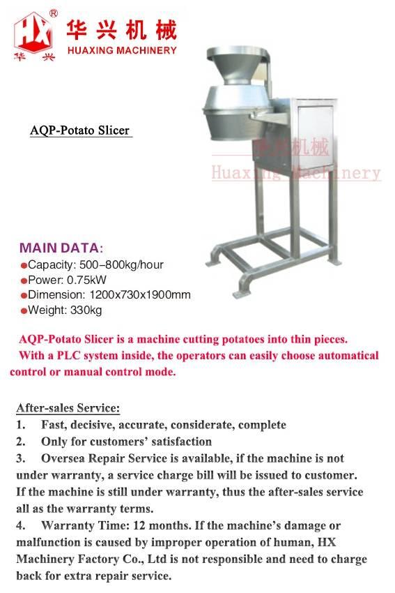 AQP-Potato Slicer