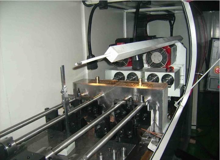 Dezhou China Drillstar Gun Drilling Machine