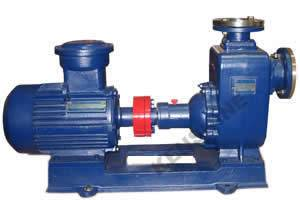 CYZ Self Priming Centrifugal Oil Pump