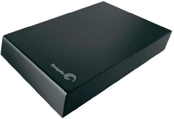 Seagate STBV5000200 Expansion Desktop 5TB USB 3.0 3.5 External Hard Drive Disk HDD