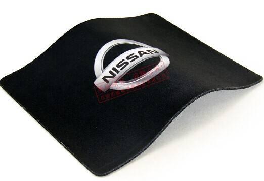 Custom shape & print natrual rubber mouse pad,ads mouse pad
