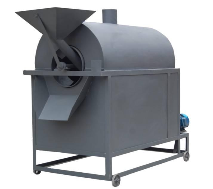 seeds roaster for oil press