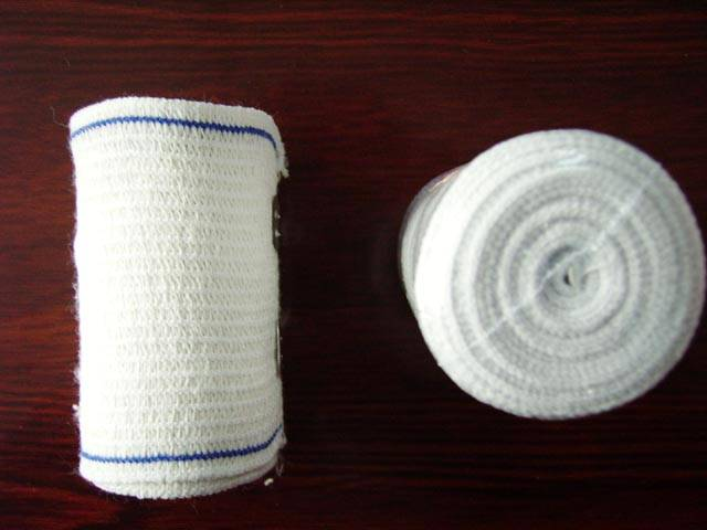 Sell High Elastic Bandage, with blue threads on both sides