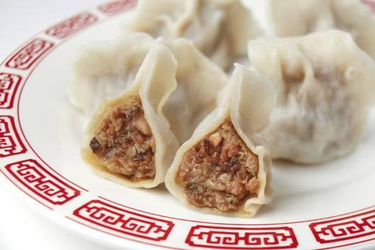 sell meat dumpling