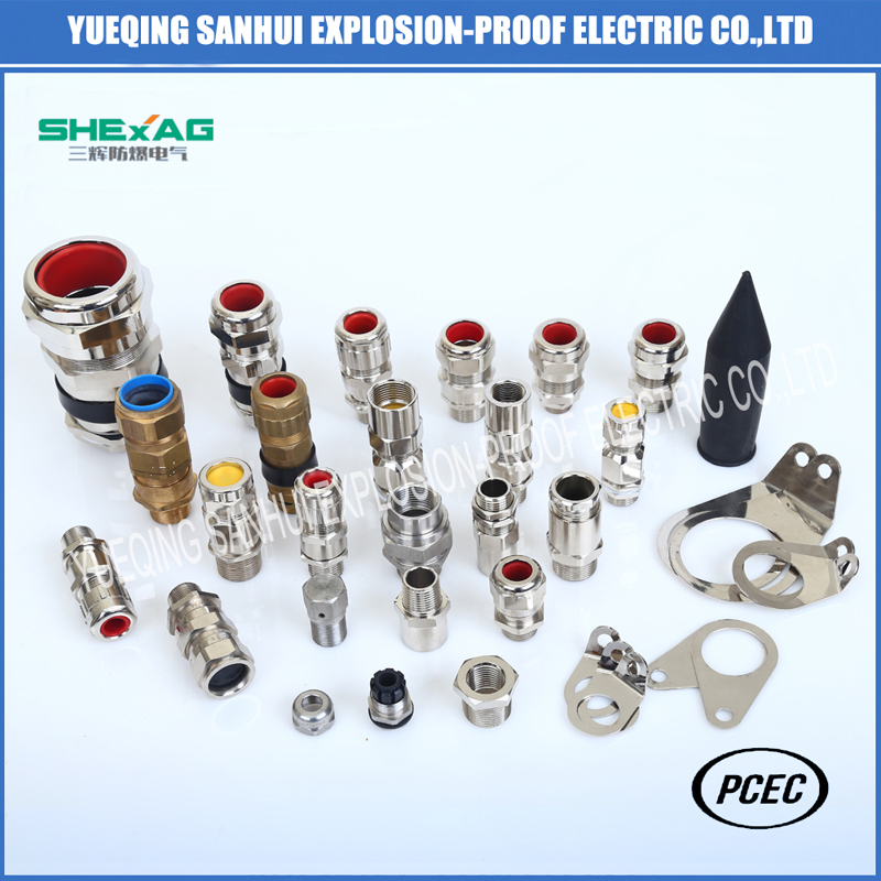 Cable Gland and accessories for Hazardous environment Exd/Exe