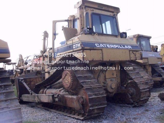 used catd7h crawler bulldozer for sale japan bulldozeruse