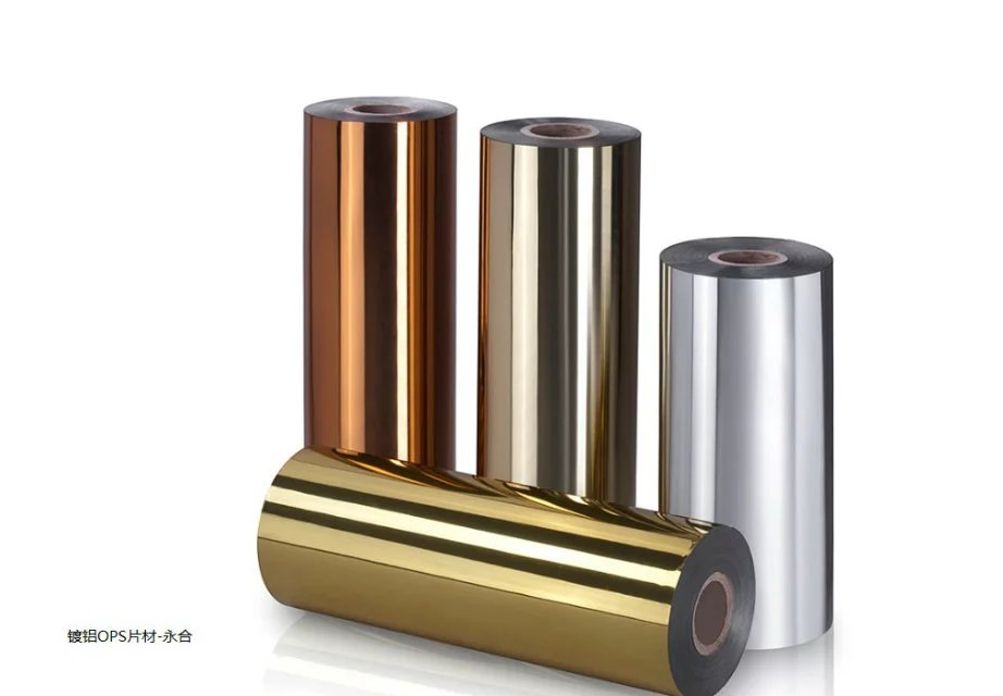 Selll Copper Metallized BOPS Sheet