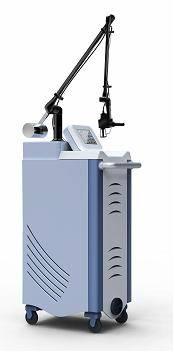 RF driver CO2 fractional laser skin care equipment