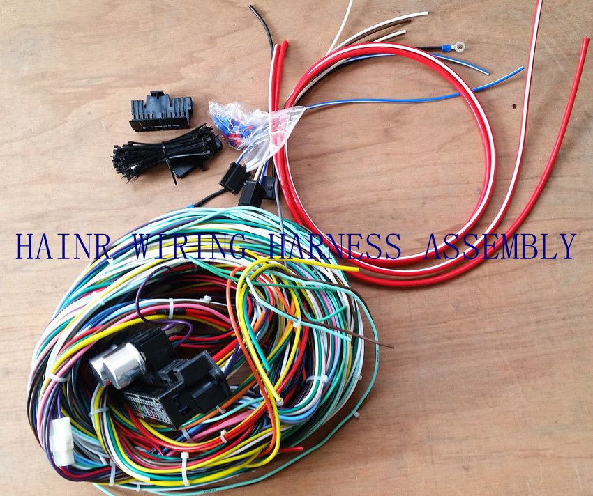 HN02 Wiring Harness for Automotive Use