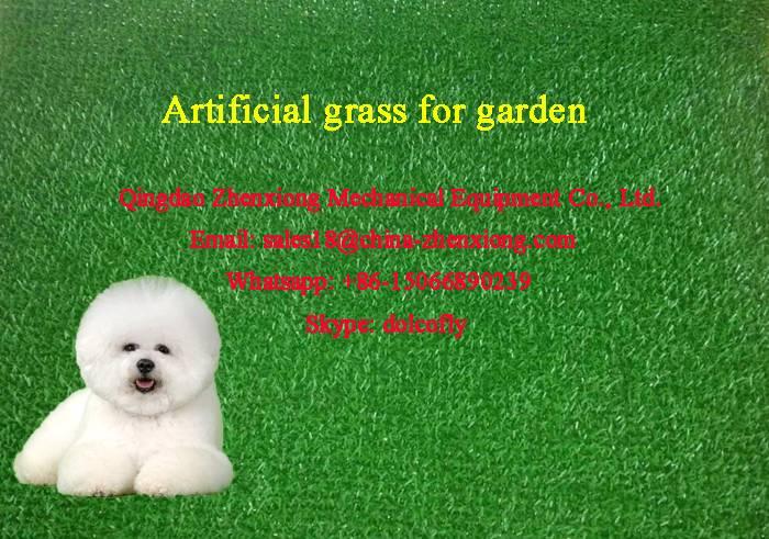PE Plastic grass mat machinery