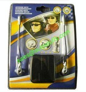 Motorcycle Helmet Intercom Kit
